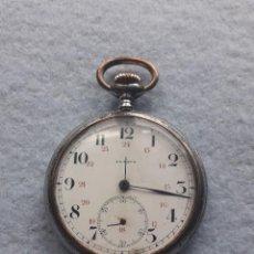 Relojes de bolsillo: RELOJ DE BOLSILLO ANTIGUO MARCA ZENITH. Lote 195377638