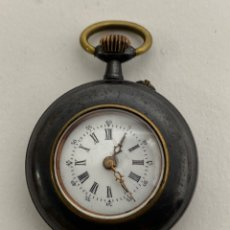 Relojes de bolsillo: RE-40. RELOJ DE BOLSILLO. CARGA MANUAL. PRINCIPIOS S.XX.. Lote 195380845
