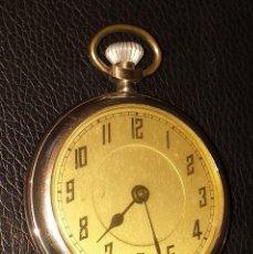Relojes de bolsillo: RELOJ DE BOLSILLO MADE SWISS - FUNCIONA. Lote 195405492