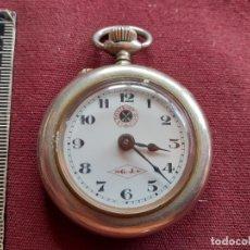 Relojes de bolsillo: RELOJ ROSKOPF. EN FUNCIONAMIENTO. Lote 195479186