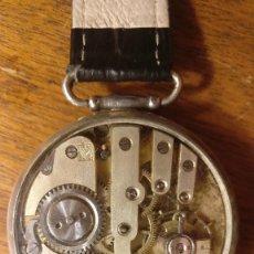 Relojes de bolsillo: RELOJ ORIGINAL 1915 MOSER SCHAFFHAUSEN. Lote 195479341