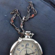 Relojes de bolsillo: RELOJ TERMA. Lote 195533190