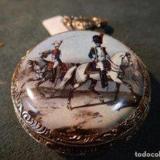 Relojes de bolsillo: RELOJ SANTUS. Lote 195712145