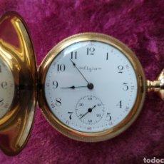 Relojes de bolsillo: ELGIN NATIONAL WATCH. C'1890. Lote 193367501
