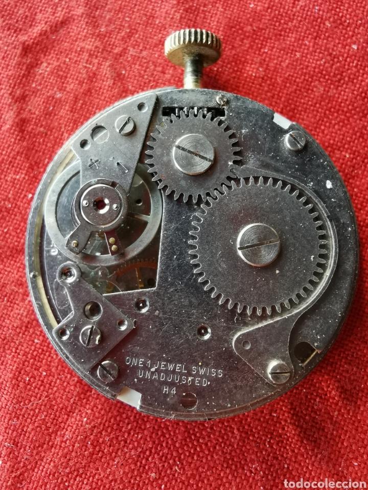 Relojes de bolsillo: Reloj de bolsillo suizo Santus.años 60 - Foto 2 - 196140925