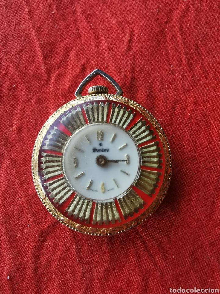 RELOJ DE BOLSILLO SUIZO SANTUS.AÑOS 60 (Relojes - Bolsillo Carga Manual)