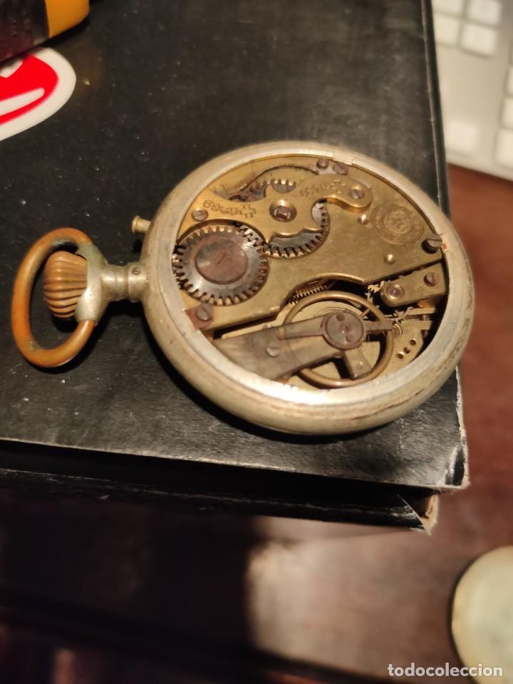 Relojes de bolsillo: RELOJ CUERVO Y SOBRINOS HABANA DESCACHARRADO - Foto 4 - 160492306