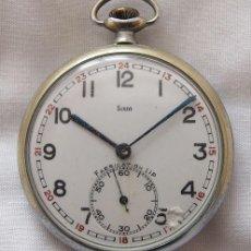 Relojes de bolsillo: RELOJ DE BOLSILLO ANTIGUO SAM LIP. Lote 196356483