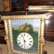 Relojes de bolsillo: RELOJ DE RATERA. Lote 197215362
