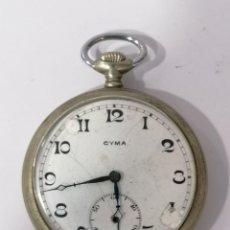 Relojes de bolsillo: CYMA. Lote 198383180