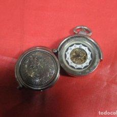 Relojes de bolsillo: RELOJ TIPO CAZADOR. Lote 198741931