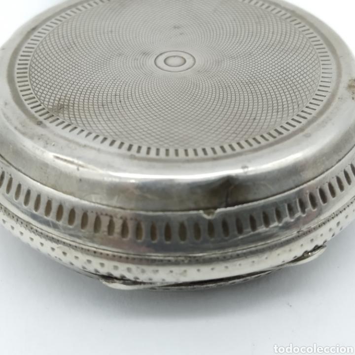 Relojes de bolsillo: PAUL JEANNOT - Reloj de 4 tapas - 1894. 15 rubíes. Ginebra Suiza - Para reparar - Foto 16 - 199037875