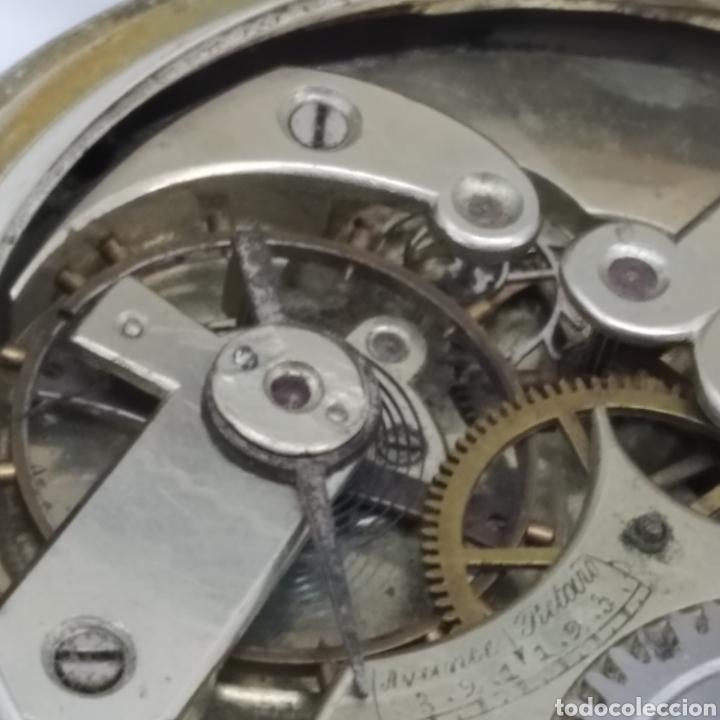 Relojes de bolsillo: PAUL JEANNOT - Reloj de 4 tapas - 1894. 15 rubíes. Ginebra Suiza - Para reparar - Foto 18 - 199037875