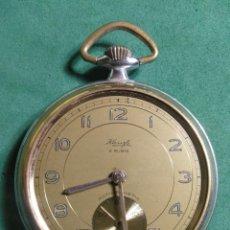 Relojes de bolsillo: RELOJ DE BOLSILLO DE CUERDA MARCA KIENZLE (ALEMANIA). Lote 199074446