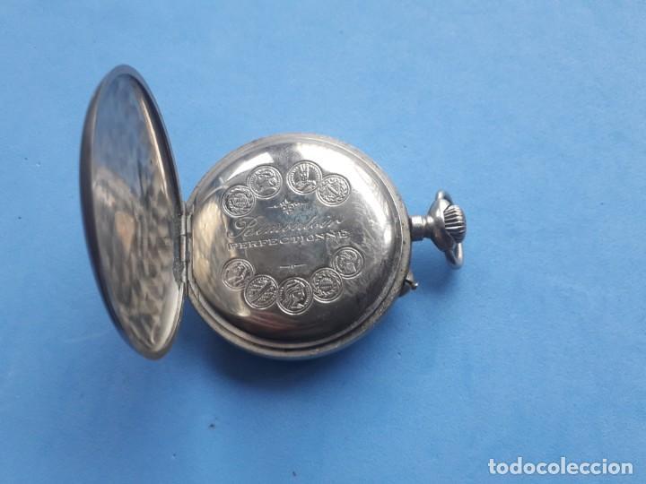 Relojes de bolsillo: Reloj de bolsillo Marca Roskopf. Funcionando - Foto 4 - 199229246