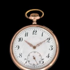 Relojes de bolsillo: PRECIOSO RELOJ DE BOLSILLO DE ESTILO CLÁSICO ELEGANTE, DE CUERDA MANUAL.. Lote 199423643