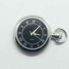 Relojes de bolsillo: RELOJ BOLSILLO QUARTZ. Lote 199835992