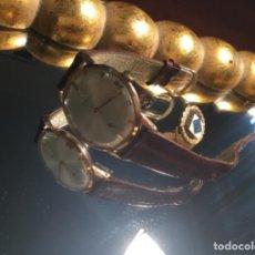 Relojes de bolsillo: RELOJ CERTINA DE CABALLERO CHAPADO EN ORO . Lote 201909117