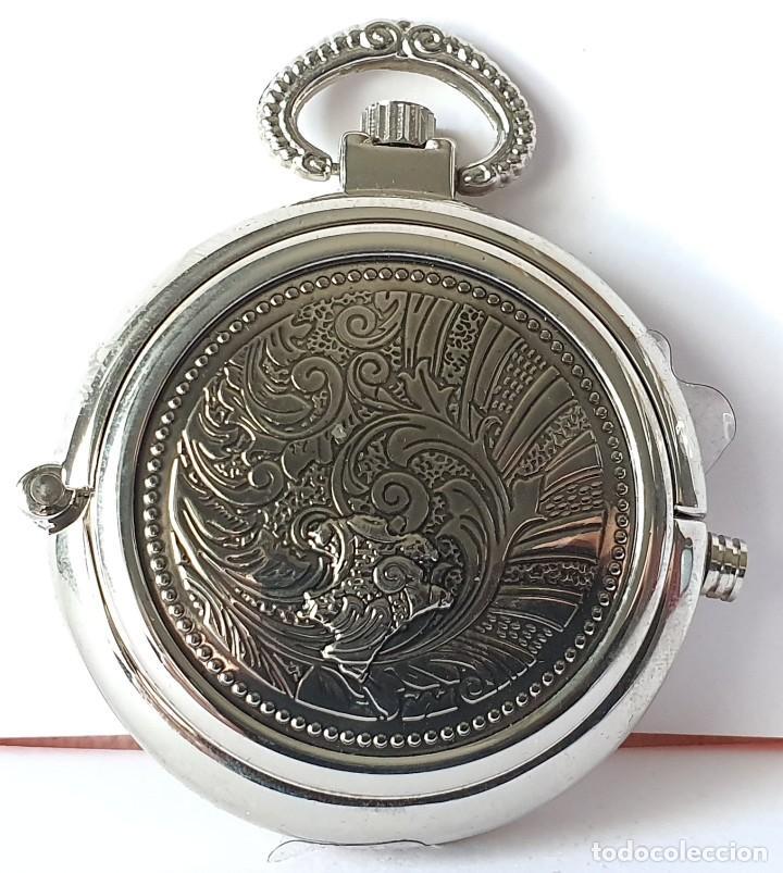 Relojes de bolsillo: RELOJ DE BOLSILLO *** COLECCION POCKET MECHANICAL WATCH *** NUEVO *** RELOJ A CUERDA - Foto 2 - 202337530