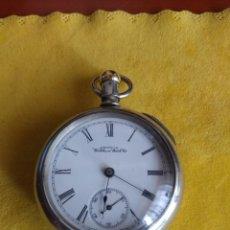 Relojes de bolsillo: RELOJ DE BOLSILLO WALTHAM USA 1892. Lote 202351893