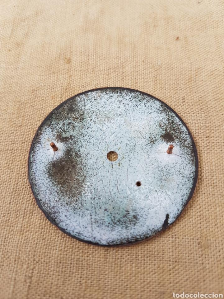 Relojes de bolsillo: Esfera central porcelana reloj de bolsillo chronometre lip - Foto 2 - 202644383