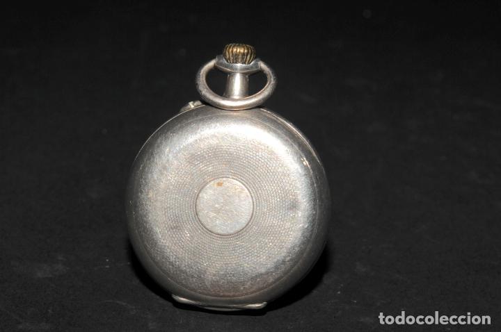 Relojes de bolsillo: RELOJ DE BOLSILLO EN PLATA DE SEÑORA - MARCA PERY WATCH - Foto 2 - 202708192