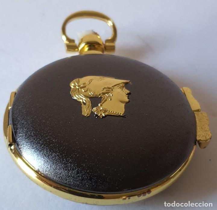 Relojes de bolsillo: RELOJ DE BOLSILLO GENTLEMAN COLLECTION *** RELOJ A CUERDA **** NUEVO - Foto 2 - 202736790