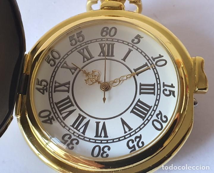 Relojes de bolsillo: RELOJ DE BOLSILLO GENTLEMAN COLLECTION *** RELOJ A CUERDA **** NUEVO - Foto 4 - 202736790