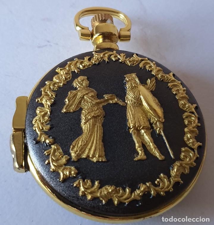 Relojes de bolsillo: RELOJ DE BOLSILLO GENTLEMAN COLLECTION *** RELOJ A CUERDA **** NUEVO - Foto 5 - 202736790