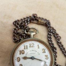 Relojes de bolsillo: ANTIGUO RELOJ BOLSILLO ROSKOPF. Lote 202946915