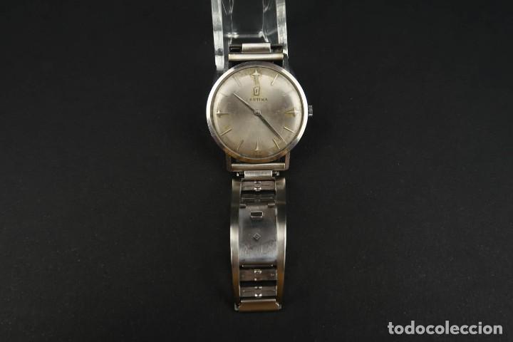 Relojes de bolsillo: Antiguo Reloj de Cuerda de la Marca Festina - Foto 2 - 203052697