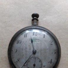 Relojes de bolsillo: RELOJ DE BOLSILLO,UNIVERSAL. Lote 203389693