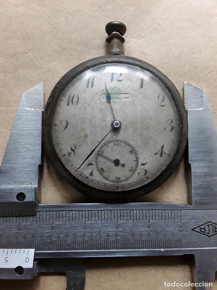 Relojes de bolsillo: Reloj de bolsillo,universal - Foto 5 - 203389693
