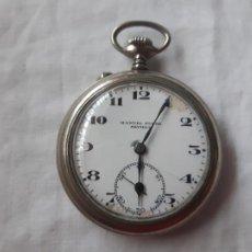 Orologi da taschino: RELOJ DE BOLSILLO, TIPO LEPINE,MANUEL RUEDA, SEVILLA. ESTADO DE MARCHA.. Lote 204074718