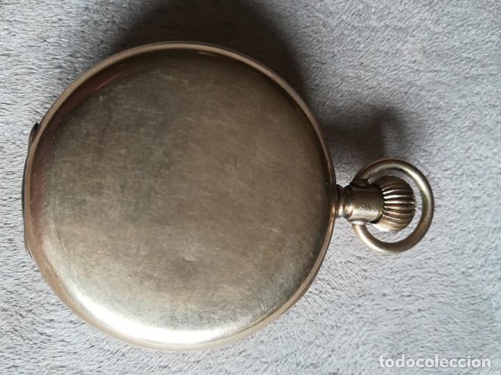 Relojes de bolsillo: Elgin 16s - Foto 2 - 204255491