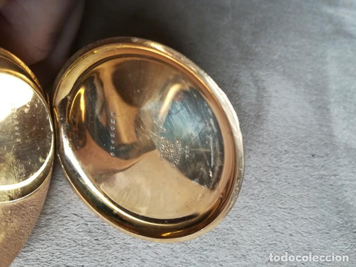 Relojes de bolsillo: Elgin 16s - Foto 3 - 204255491