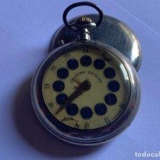 Relojes de bolsillo: RELOJ DE BOLSILLO SYSTEME ROSKOPF MED.: 5,5 CMS. (G). Lote 205719420