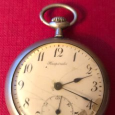 Relojes de bolsillo: ANTIGUO RELOJ DE BOLSILLO HESPERIDES.. Lote 205735943