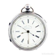 Relojes de bolsillo: J.GOODMAN- MANCHESTER. RELOJ DE BOLSILLO, LEPINE, DE DOCTOR. CHESTER, 1886.. Lote 206256193