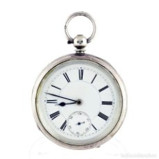 Relojes de bolsillo: W. EHRHARDT. RELOJ INGLÉS DE BOLSILLO PARA CABALLERO, LEPINE. BIRMINGHAN, 1890. Lote 206256605