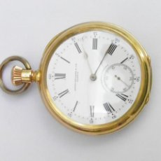 Relojes de bolsillo: RELOJ PATEK PHILIPPE GENEVE GONDOLO. Lote 206336783