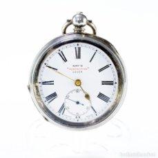 Relojes de bolsillo: KEY´S PERFECTION LEVER. RELOJ DE BOLSILLO SUIZO, LEPINE. SUIZA, CA. 1890. Lote 206905718