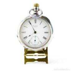Relojes de bolsillo: AMERICAN WALTHAM WATCH COMPANY (USA). RELOJ DE BOLSILLO PARA CABALLERO, LEPINE Y REMONTOIR.. Lote 207005095