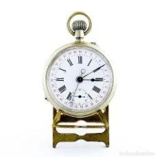 Relojes de bolsillo: FORTUNA. RELOJ CALENDARIO DE BOLSILLO PARA HOMBRE, LEPINE Y REMONTOIR. CA. 1900-1905. Lote 207106170