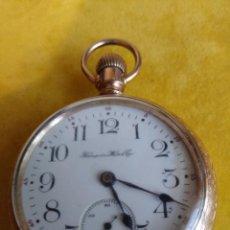Relojes de bolsillo: RELOJ DE BOLSILLO HAMPDEN USA 1903 RAILROAD. Lote 207197368