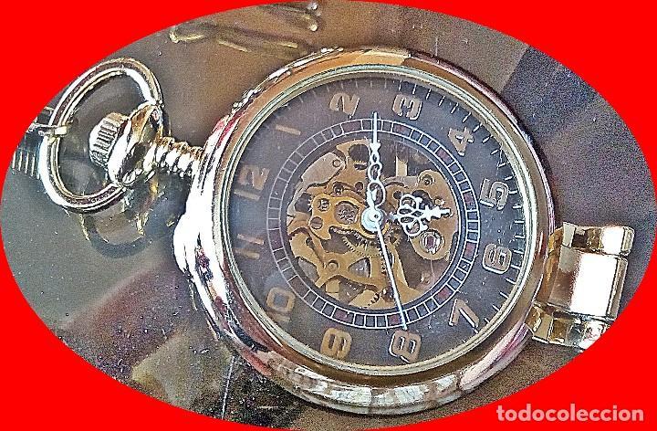 Relojes de bolsillo: BOLSILLO CON APOYADOR - Foto 2 - 207233736