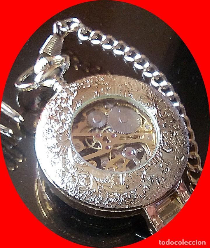 Relojes de bolsillo: BOLSILLO CON APOYADOR - Foto 3 - 207233736