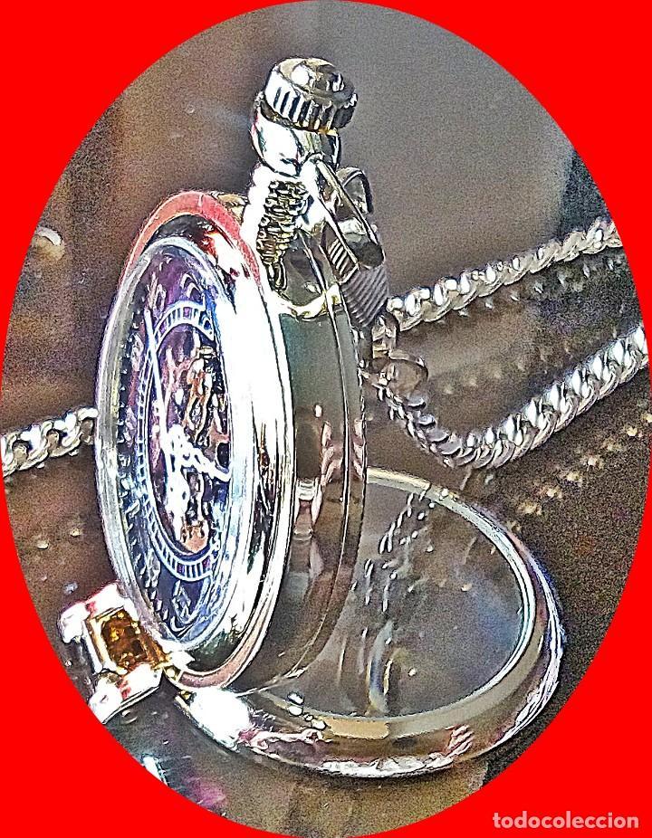 BOLSILLO CON APOYADOR (Relojes - Bolsillo Carga Manual)