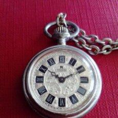 Relojes de bolsillo: PEQUEÑO RELOJ DE BOLSILLO YNIXISI. Lote 207264171