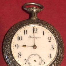 Relojes de bolsillo: ANTIGUO RELOJ DE BOLSILLO MODERNISTA REMINGTON.. Lote 207317703